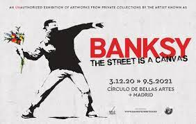 'BANKSY. The Street is a Canvas'